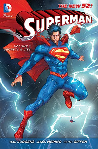 Superman Vol. 2: Secrets & Lies (The New 52)