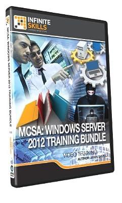 Learning MCSA: Windows Server 2012 Bundle - Training DVD