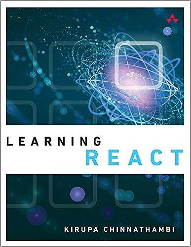 Amazon com: Learning React: Learning React ePub _1 eBook: Kirupa