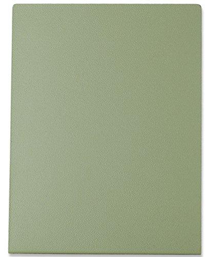4002-8600-99 Free Standing Magnetic Memo Board Sage Green