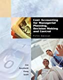 img - for Cost Accounting for Managerial Planning, Decision Making and Control book / textbook / text book