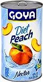 Goya Foods Diet Nectar, Peach, 42 Ounce (Pack of 12)