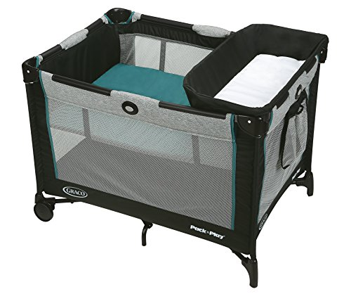 Graco Pack 'n Play Playard Simple Solutions Portable Play yard, Darcie