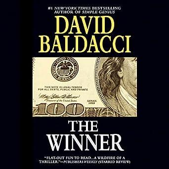 Amazon.com: The Winner (Audible Audio Edition): David Baldacci, Frances Cassidy, Hachette Audio
