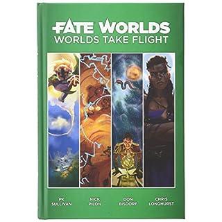 Fate Worlds: Worlds Take Flight (Fate Core)