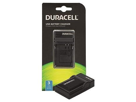 Duracell DRC5903 - Cargador (USB, Canon LP-E6, Negro, Cargador de ...
