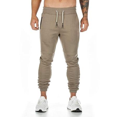 Umiwe Pantalones de chándal para Hombres, con Bolsillo, para ...