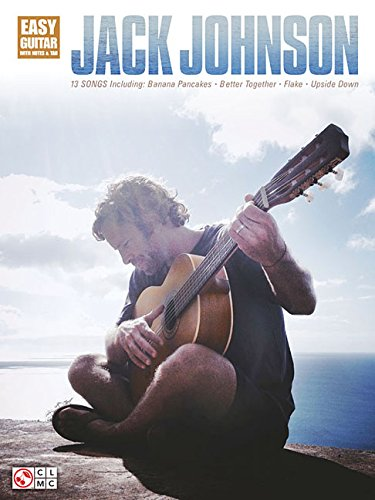 Jack Johnson: Easy Guitar with Notes & Tab