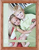 Gallery Solutions Natural Oak Wall Frame, 10 by 13-Inch