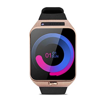 Amazon.com: Yunn Waterproof Smart Watch Bracelet for Android ...