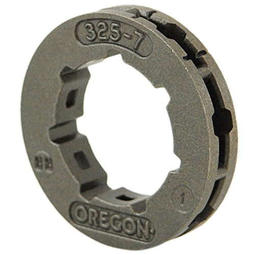 Oregon 11892 .325-inch Radially Ported 7 Tooth Power Mate Rim Spline
