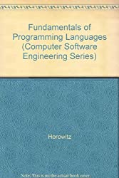 Fundamentals of Programming Languages (Computer Software Engineering Series)