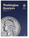 Washington Quarter Folder 1948-1964 (Official Whitman Coin Folder)