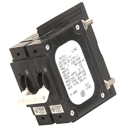Garland 2688801 2 Pole 30Amp Circuit Breaker ()