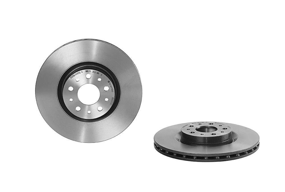 Brembo 09.c645.11/rotori Disco de freno para veh/ículos