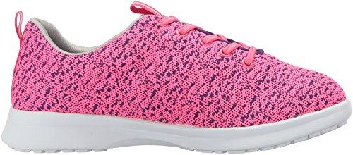 Softwalk Vrouwen Sampson Sneaker Roze Gebreide