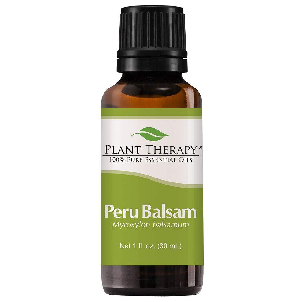Plant Therapy Peru Balsam Essential Oil 30 mL (1 oz) 100% Pure, Undiluted, Therapeutic Grade