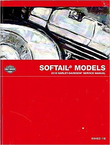 2017 harley davidson softail motorcycle service manual: 94000382.