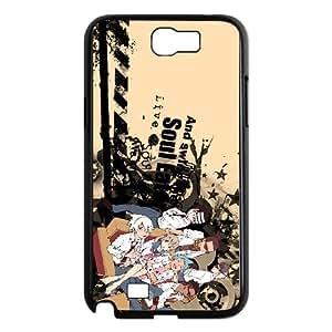 SOUL EATER Samsung Galaxy N2 7100 Cell Phone Case Black KO2577601