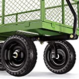 Gorilla Carts GCT13NF 13 Inch No Flat Replacement