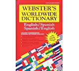 WEBSTER Jumbo 320 Pg. Spanish-English Dictionary