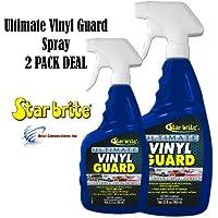 Ultimate Vinyl Guard w/ PTEF Adds UV Protection Car Motor StarBrite 95932 2 PACK