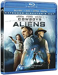 Cowboys & Alliens (Bd+Dvd+Copia Digital) [Blu-ray]