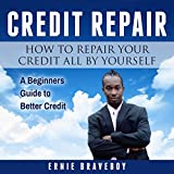 Credit Repair: How to Repair Your Credit All by Yourself: A Beginners Guide to Better Credit