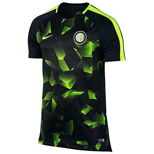 2017-2018 Inter Milan Nike Pre-Match Training Shirt - Milan Training Shirt