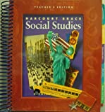 Social Studies, Grade 1, Harcourt School Publishers Staff, 0153121041