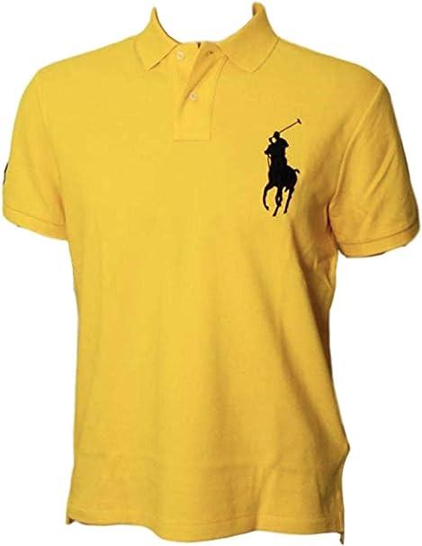 Polo Ralph Lauren para Hombre, Polo de Malla, Ajuste Personalizado ...