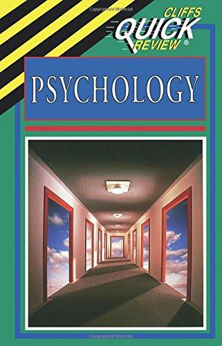Psychology (Cliffs Quick Review)