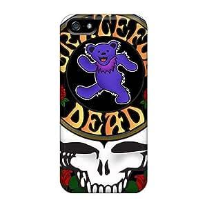 Iphone 5/5s FUk8648yJKS Custom Trendy Foo Fighters Image Scratch Protection Hard Phone Covers -RudyPugh