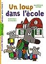 Un loup dans l'école par Langlois