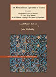 The Alexandrian Epitomes of Galen Vol. 1 : On the Medical Sects for Beginners; The Small Art of Medicine; On the Elements According to the Opinion of Hippocrates, , 0842528407