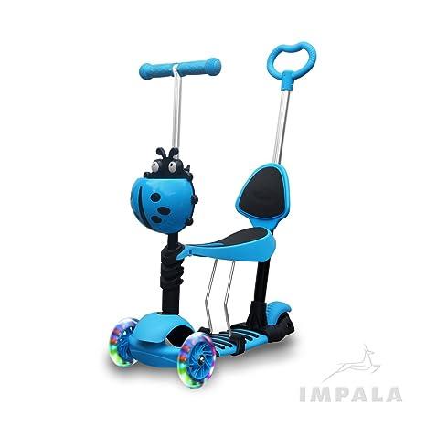 Impala Scooter Patinete para Niños con Diseño de Silla de Paseo para Niños y Niñas (IMX-6)