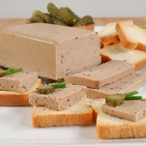 - Mousse Truffle Pate - All Natural - 1 x 7.0 oz (198 gr)