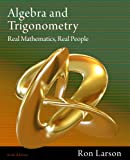 Bundle: Algebra and Trigonometry: Real Mathematics, Real People, 6th + Enhanced WebAssign Homework with eBook Access Card for One Term Math and Science, Ron Larson, 1111495858