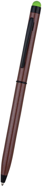 Monteverde Poquito XL Ballpoint Pen with Stylus MV10194 Turquoise