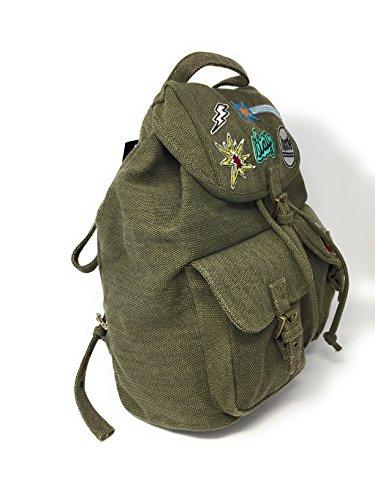 Backpack Femme Portés Sacs Army Dillian Madden Dos Steve Green W6zwxpSqU