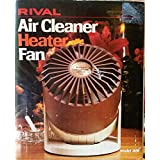 Rival Air Cleaner Heater Fan