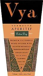 NV Quady Vya Extra Dry Vermouth blend - White 750ML