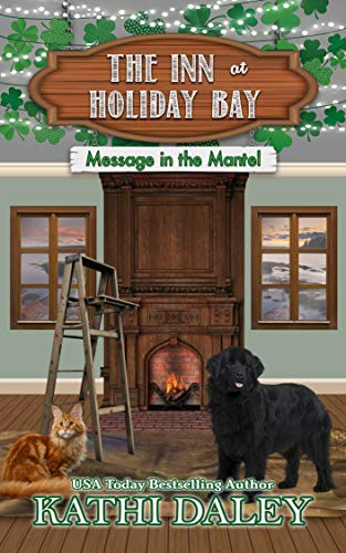 Pdf Thriller The Inn at Holiday Bay: Message in the Mantel