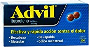 Advil Grageas, 100 Tabletas.