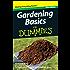 Gardening Basics For Dummies, Mini Edition