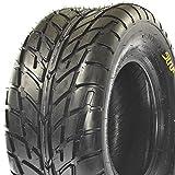 SunF A021 TT Sport ATV UTV Dirt Track & Flat Track Tire 225/45-9 (17x9-9), 6 PR, Tubeless