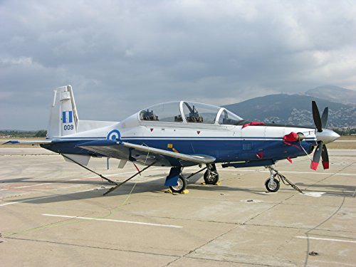 the-pilatus-pc-9-is-licence-built-by-raytheon-in-wichita-kansas-as-the-t-6a-trainer-much-used-by-t