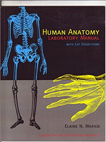Human Anatomy Laboratory Manual With Cat Dissections Elaine Nicpon