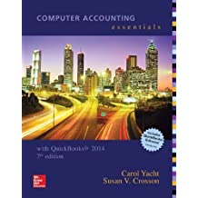 Computer Accounting Essentials with QuickBooks 2014