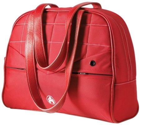 Sumo ME-SUMO99157 15-Inch Womens Laptop Purse (Red Leather/Red (Sumo Womens Laptop Purse)